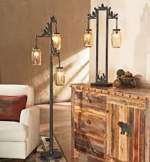 Cabin Light Fixtures Cabin Floor Lamps Cool Floor Lamps