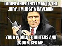 Lawyer Meme - how to avoid the caveman lawyer bonville law