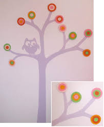 flower wall mural with detachable poppies the decorated cookie flower wall mural