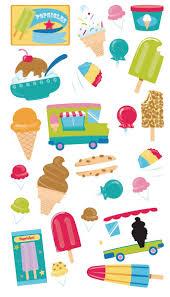 glitter truck amazon com sticko classic stickers ice cream truck glitter