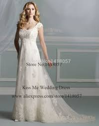 simple cheap white lace large sizes wedding dresses for