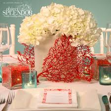 theme wedding centerpieces beautiful coral wedding centerpiece ideas top 31 theme