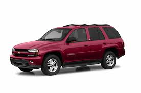 2003 chevrolet trailblazer new car test drive
