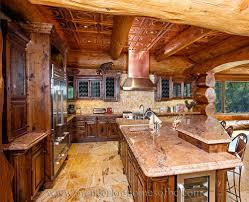 kitchen log kitchens decor color ideas simple at log kitchens