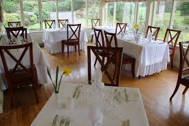 Hill Country Dining Room by Ardmore Restaurant Beech Hill Country House Hotel Londonderry Derry