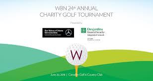 Golf Tournament Flags Wbn Wbn 24th Annual Charity Golf Tournament Presented By Star