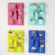 Office Wall Organizer Ideas Awesome Wall Mount Hanging File Folder Organizer 3 Pocket Office