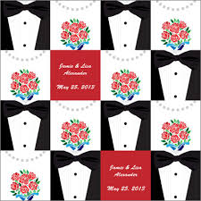 personalized wrapping paper groom personalized wrapping paper pricing options