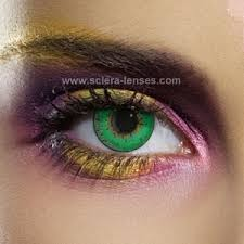 sclera contact lenses halloween novelty colored u0026 black full