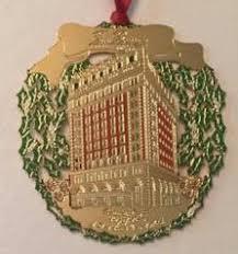 1997 portland ornament the historic benson hotel 85th anniversary