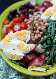 cuisine nicoise chickpea salad nicoise kitchen treaty