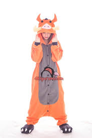 Lion King Halloween Costume Pumbaa Kigurumi Lion King Costumes 4kigurumi