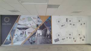 wall murals lawton reprographic centers printing services reality by creating meaningful event environments that deliver top experiences for clients in short make a bold statement with a large wall mural