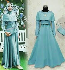 gamis brokat maxi dress dress gamis brukat baju muslim
