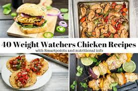 438 best kid friendly dinners images on pinterest chicken forty weight watchers chicken recipes slender kitchen