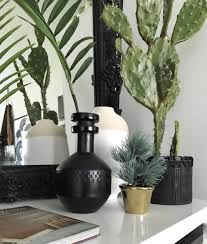 No Light Plants Tips For Decorating With Faux Plants Cb2 Idea Central