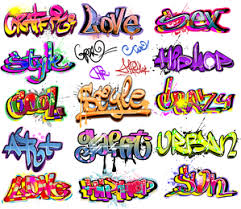 graffiti design graffiti process illustrations vector