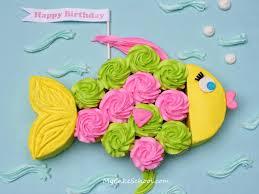 8 foolproof birthday cupcake cakes