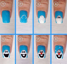best 25 olaf nails ideas only on pinterest disney frozen nails