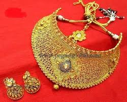 bridal necklace images Pgfnaj831 bridal necklace set at rs 1700 set bridal necklace jpg