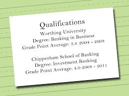 write a professional resume resume steps write