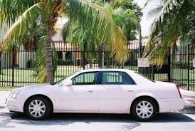 expensive pink cars the story behind the mary kay pink cadillac mental floss