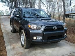 2014 toyota 4runner trail edition for sale toyota 4runner trail tested on and road
