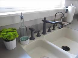 double white kitchen sink faucet kitchen sink faucets on calm