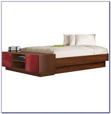 king size platform bed frame with storage plans frame decorations