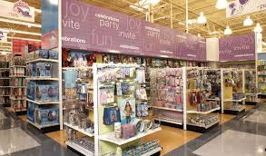 party supply stores party store shelving and fixtures