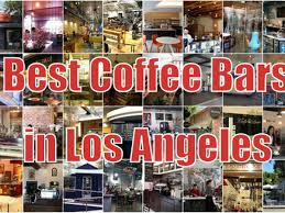the best coffee bars in los angeles winter 2014
