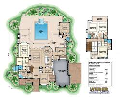 burgundy manor house plan weber design group floor plan
