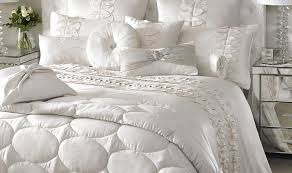 White Bed Set King Bedding Set Grey Comforter Queen Amazing White And Grey Bedding