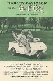 details about 1956 cushman electric u0026 gas golf cart photo poster