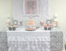 pink and grey baby shower pink grey damask baby shower baby shower pink gray damask