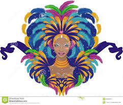 costume clipart brazilian carnival pencil and in color costume