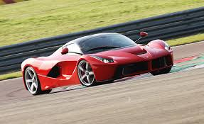 maserati hypercar ferrari laferrari hypercar struts its stuff in slow mo u2013 video