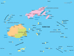 Fiji World Map by Interactive Map Ministry Of Health And Medical Services
