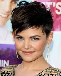 ways to low light short hair cute asymmetrical natural hairstyles with bangs for short curly