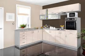 interieur cuisine moderne intérieur d une cuisine moderne meubles en bois simple et propre