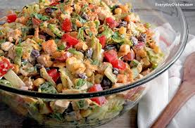 cuisine tex mex tex mex chopped chicken salad recipe