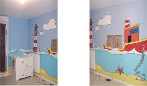 chambre d enfants peinture pour chambre d enfant home design nouveau et amélioré