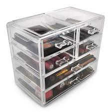 Desk Organizer With Drawer by Makeup Organizers Sorbus