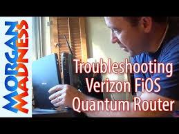 Verizon Router Orange Light Troubleshooting Verizon Fios Quantum Gateway Router Set Up And