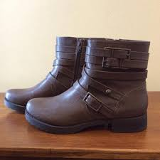 guess s boots sale best guess brown leather ankle boots size 7 and unworn for