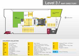 Toddler Floor Plan by National Library Board U003e Visit Us U003e Branch Details
