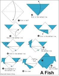 the 25 best origami fish easy ideas on pinterest