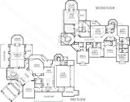large home floor plans large mansion floor plans yuinoukin com