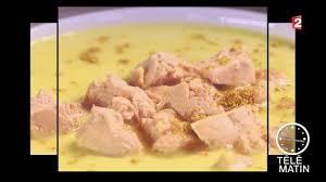 recette cuisine 2 telematin replay télématin télématin gourmand velouté de céleri au foie