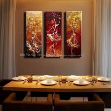 Wall Art Paintings For Living Room Ballet Art Promotion Shop For Promotional Ballet Art On Aliexpress Com